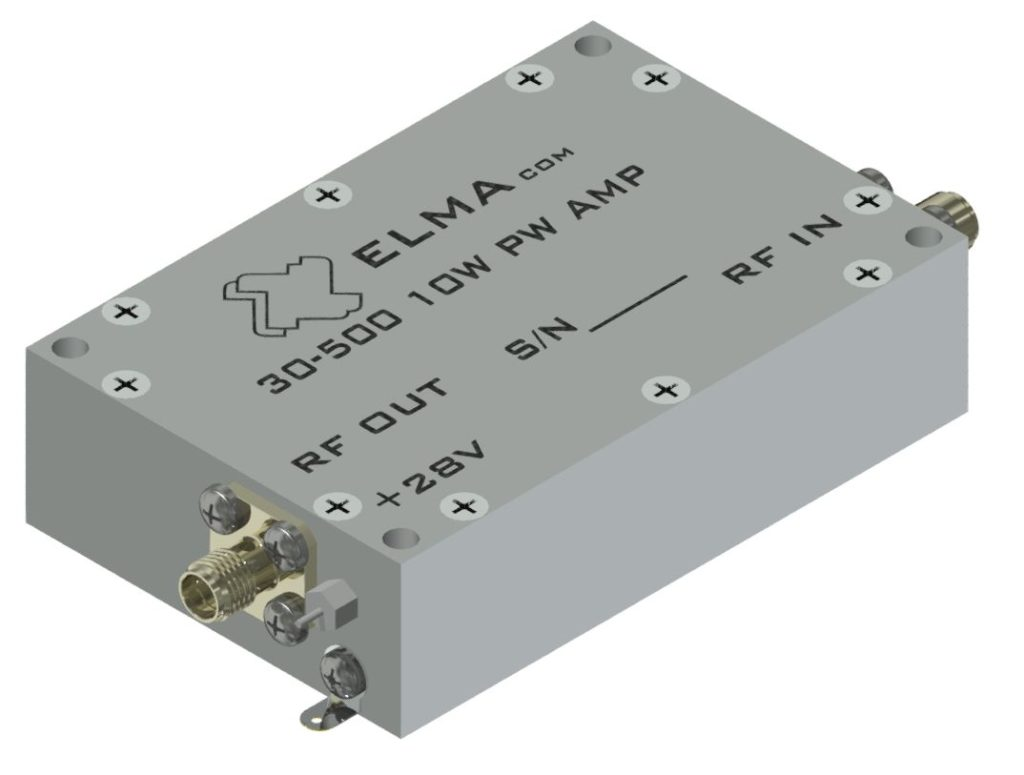 VHF-UHF Power Amplifier – Elmacom